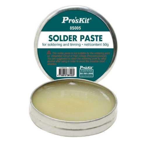 Lehimleme Araçları - Proskit Lehim Pastası - 8S005