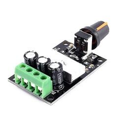 PWM DC Motor Hız Kontrol Devresi-6V-28VDC/3A - Thumbnail