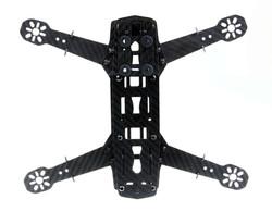 QAV250 Full Carbon Fiber 250mm Quadcopter Drone Gövdesi ZMR250 - Thumbnail