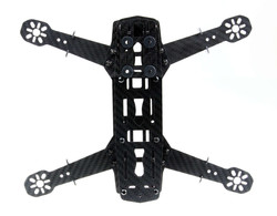 QAV250 Full Carbon Fiber 250mm Quadcopter Drone Gövdesi ZMR250 - Thumbnail