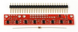 QTR-8A Çizgi Sensörü (Analog) - Thumbnail
