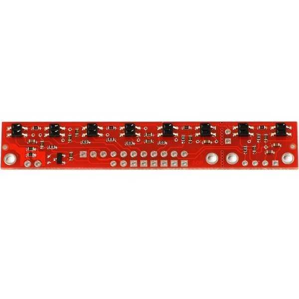QTR-8RC 8′li Kızılötesi Sensör - Dijital