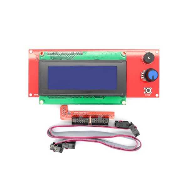 3D Yazıcı Parçaları - Ramps 1.4 Uyumlu 2004 LCD Ekran
