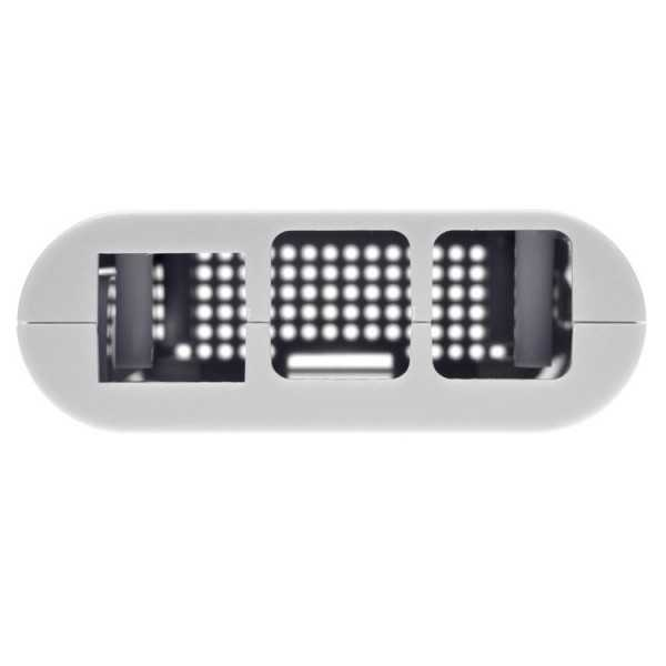 Raspberry Pi 3/2/B+ Beyaz Case