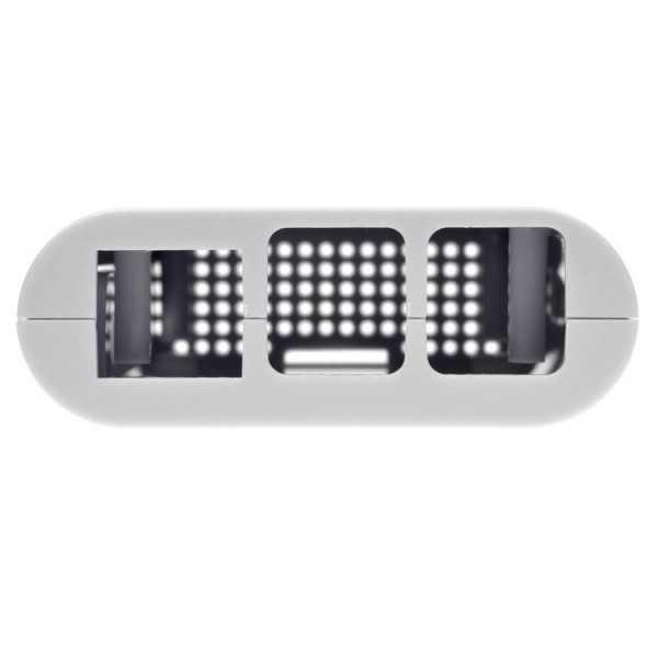 Raspberry Pi Kutu - Raspberry Pi 3/2/B+ Beyaz Case