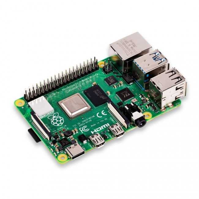Raspberry Pi 4 Model B - 2GB