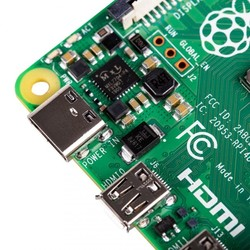 Raspberry Pi 4 Model B - 4GB - Thumbnail