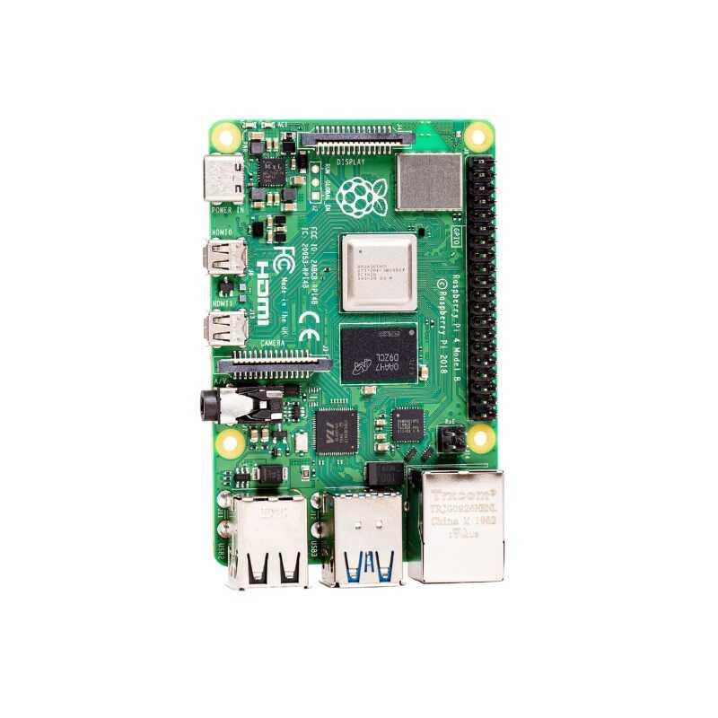 Raspberry Pi 4 Model B - 8GB