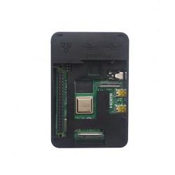 Raspberry Pi 4 Siyah Muhafaza Kutusu - Thumbnail