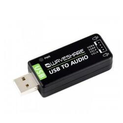 Raspberry Pi / Jetson Nano İçin USB Ses Kartı - Thumbnail