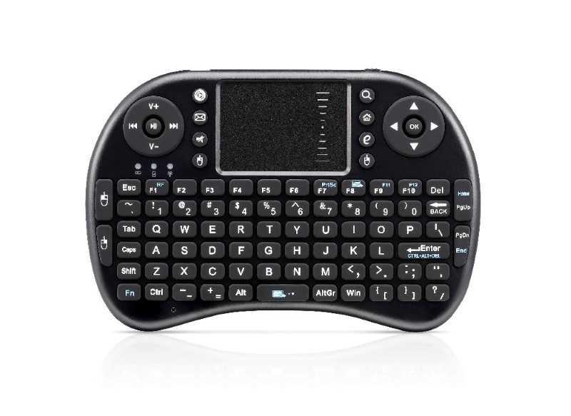 Raspberry Pi Kablosuz Klavye Mouse