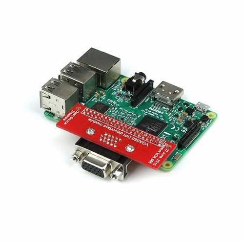 Raspberry Pi VGA666 DPI Modül