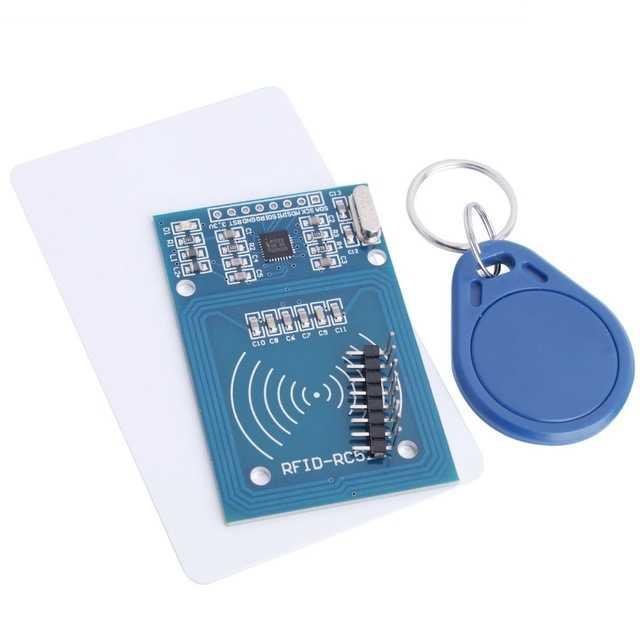 RFID Modüller - RC522 RFID NFC Kiti (13.56mhz)