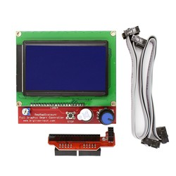 RepRap Ramps 1.4 128x64 Grafik Ekran Kiti - Thumbnail