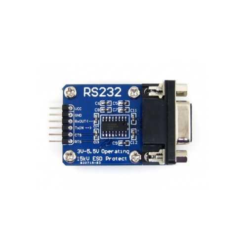 RS232 TTL Çevirici Modül