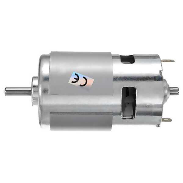RS775 DC Motor 12V 15000Rpm