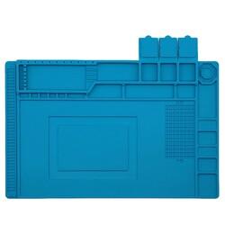 Atölye Malzemeleri - S160 Isıya Dayanıklı Silikon Tamir Pedi