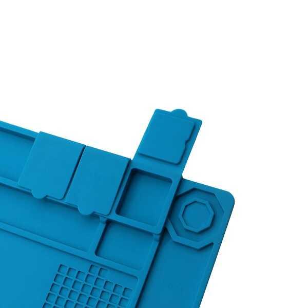 S160 Isıya Dayanıklı Silikon Tamir Pedi
