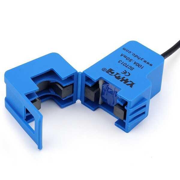Voltaj - Akım - SCT-013 0-100A Akım Sensörü