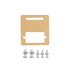 Sg90 Servo Motor Bağlantı Aparatı - Thumbnail