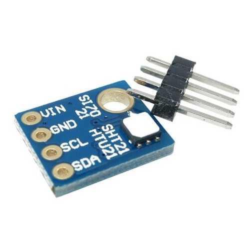 Sıcaklık - Nem - SI7021 Sıcaklık ve Nem Sensör Kartı