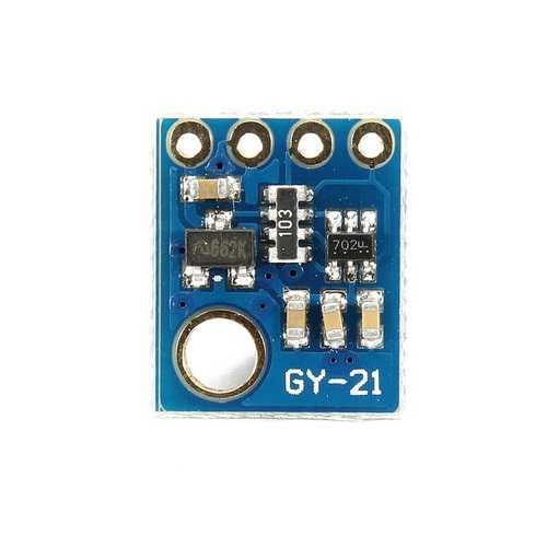 SI7021 Sıcaklık ve Nem Sensör Kartı