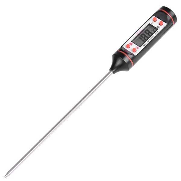 Diğer Ölçü ve Test Aletleri - Sıvı Tip Dijital Termometre