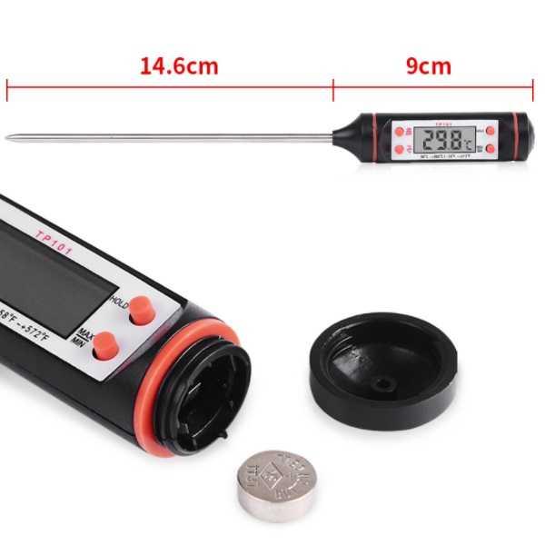 Sıvı Tip Dijital Termometre
