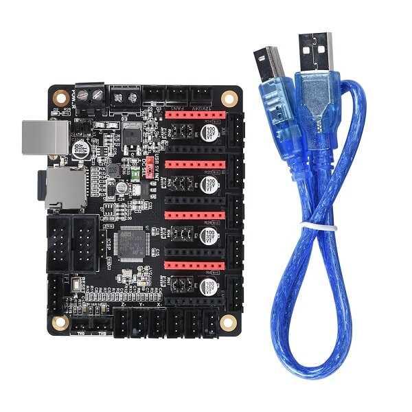 SKR- Mini - V1.1 - 32 Bit ARM 3D Printer Kontrol Kartı
