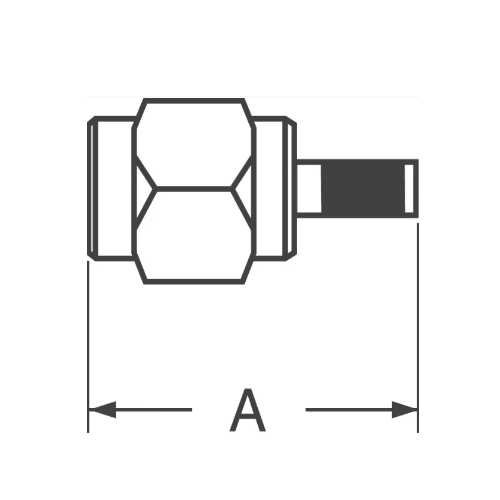 SMA 50 Ohm Konnektör