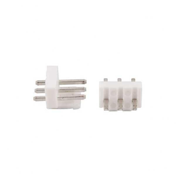 Soket Konnektör No 71-2 / 3 Pin 3.96mm Erkek