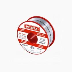 - Soldex 1.20mm 200gr Lehim Teli