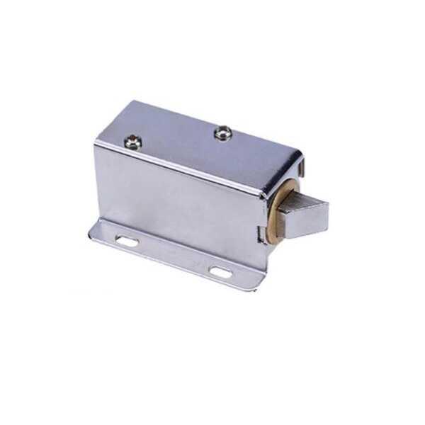 Elektronik Solenoidli Kilit Mandalı - 12V