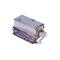 Mıknatıs - Elektronik Solenoidli Kilit Mandalı - 12V