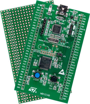 STM32F0-Discovery