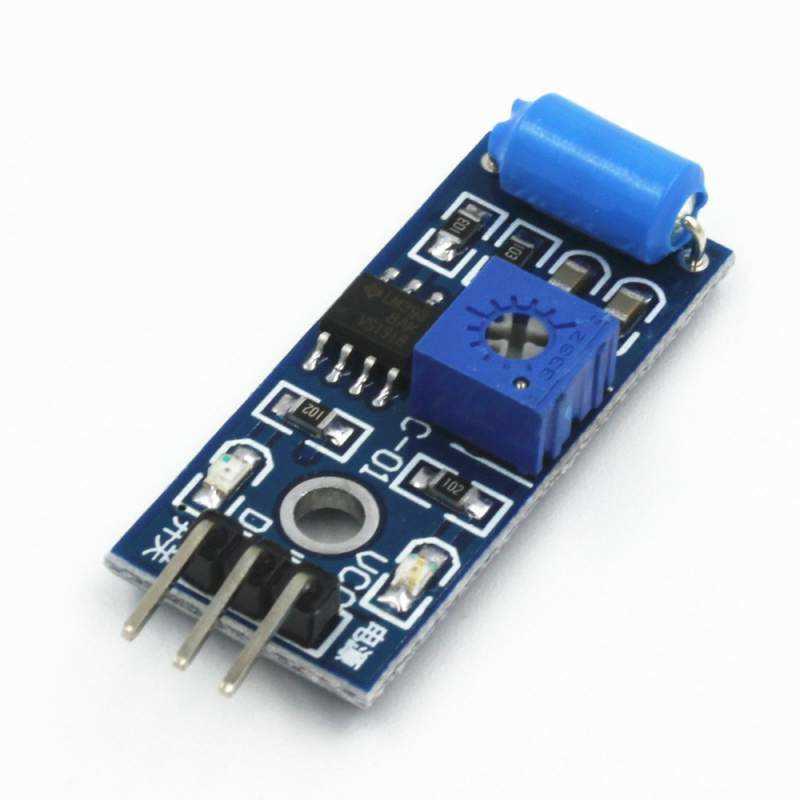 SW-420 Hareket Alarm Sensörü