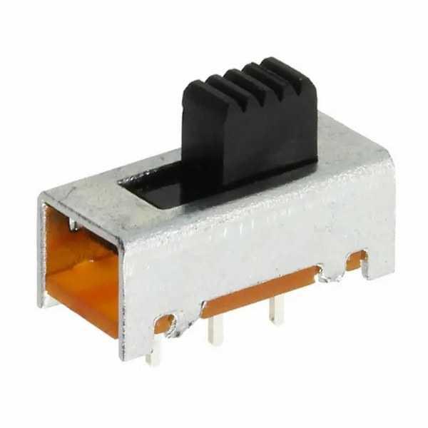 Switch Slide Spdt 300mA 125V