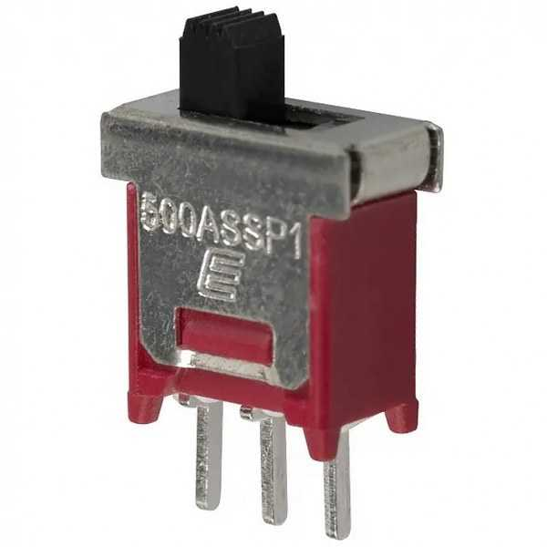 Switch Slide Spdt 3A 120V