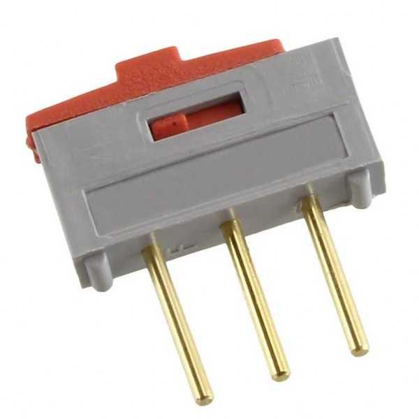 Switch Slide Spdt 500mA 12V