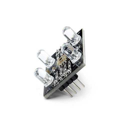 Işık - Renk - Alev - TCS3200 - TCS230 Renk Sensörü