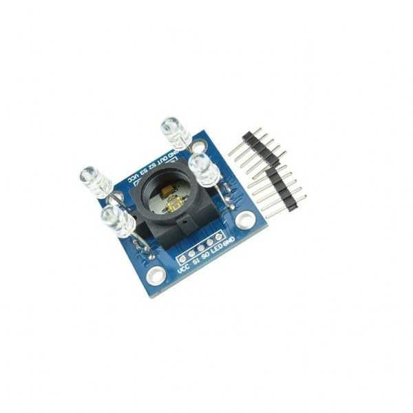 TCS3200-TCS230 Renk Tanıma Sensörü Kartı/GY-31