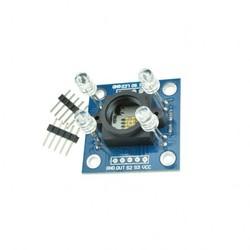 Sensörler - TCS3200-TCS230 Renk Tanıma Sensörü Kartı/GY-31