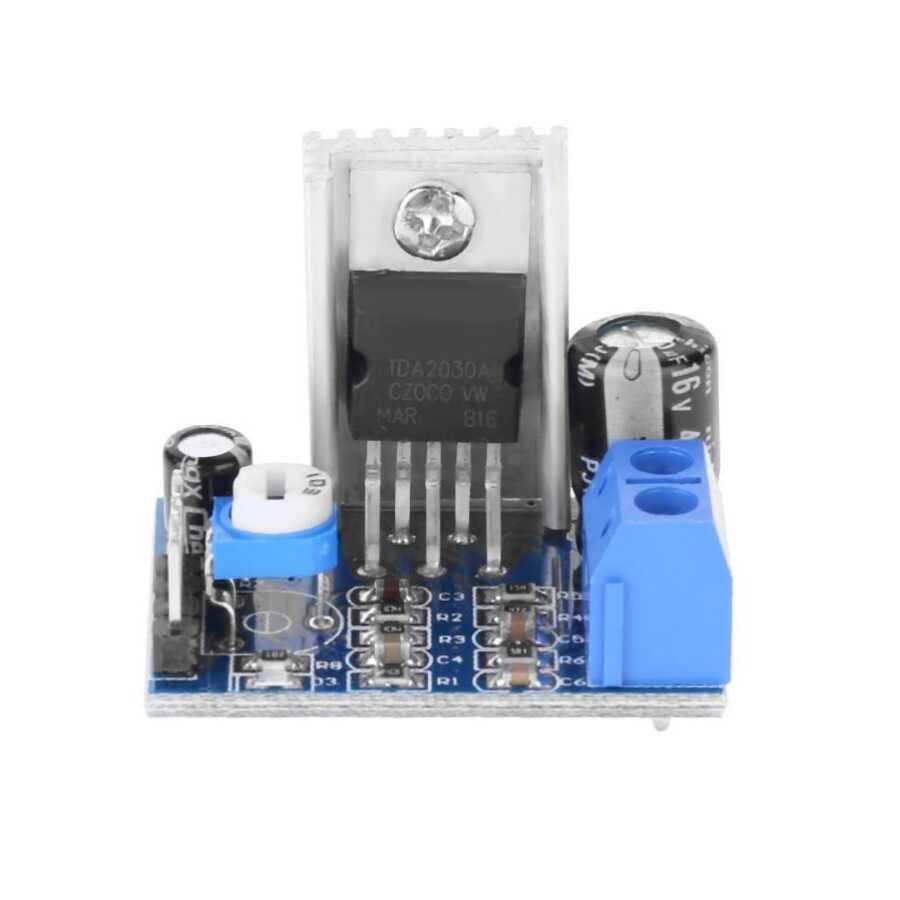 TDA2030 Amfi - Ses Modülü