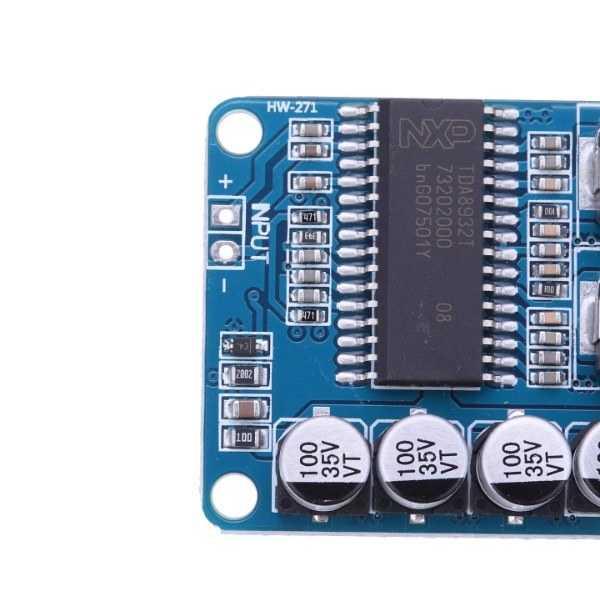TDA8932 35W Dijital Amplifikatör Kartı