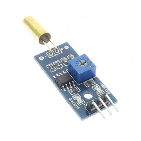 Titreşim - Eğim - Tilt Sensör Modülü
