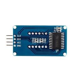 TM1637 4'lü 7-Segment Kırmızı Display Modülü - Thumbnail