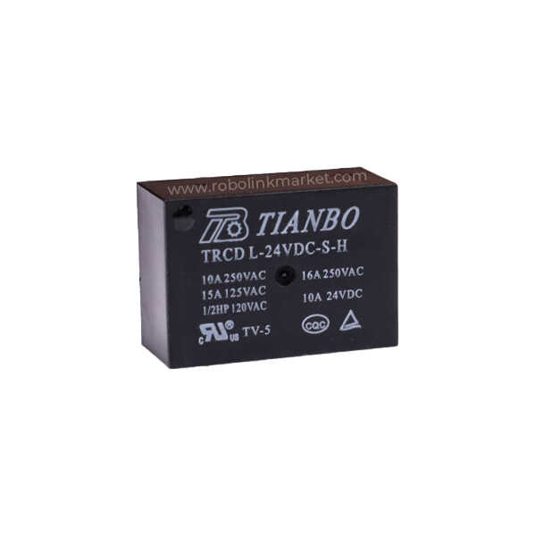 TRCD D-24VDC-S-H TIANBO Röle
