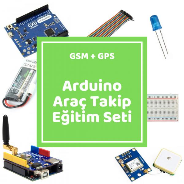 GSM Modül - Udemy Özel Set - Kapadokya GSM Shield Seti