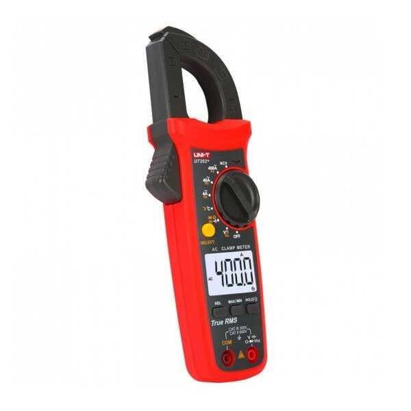 Unit UT 202+ 400A AC Pens Ampermetre