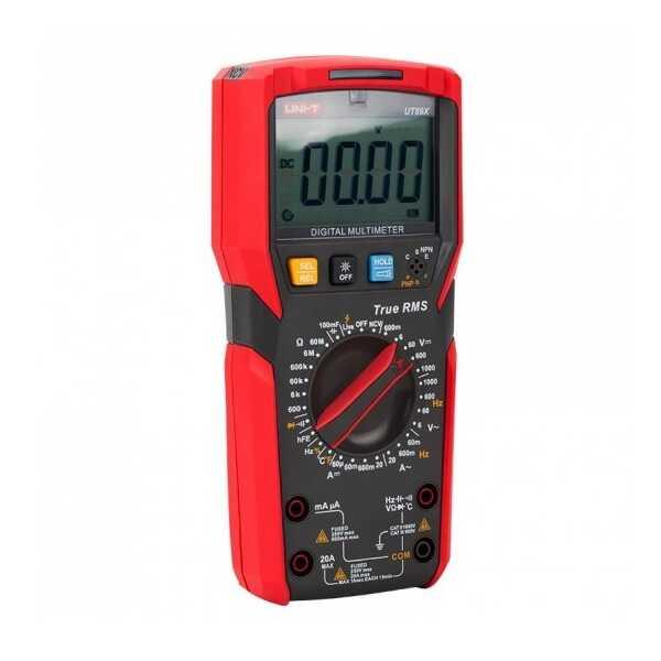 Unit UT 89X Çok Fonksiyonlu True Rms Dijital Multimetre